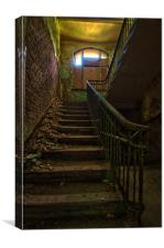 Stairway to heaven, Canvas Print