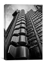 Lloyds of London, the square mile