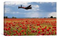 Avro Lancaster Flyover