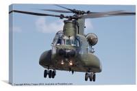 RAF Chinook, Canvas Print