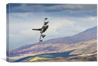RAF Tornado Gr4, Canvas Print