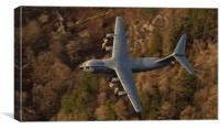 Airbus A400M Atlas, Canvas Print