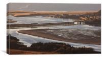 Barmouth, Canvas Print