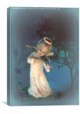 My Little Angel, Canvas Print