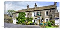The Assheton Arms, Canvas Print