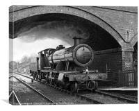Gloucestershire Warwickshire Railway, Canvas Print
