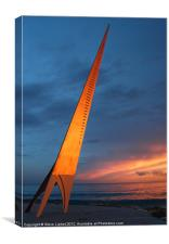 Salou, Spain, Canvas Print