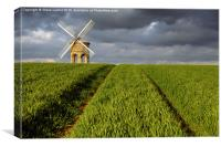 Chesterton Windmill, Canvas Print