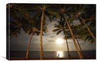 Palm Cove, Australia, Canvas Print