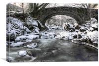 Lledr River Betws y Coed