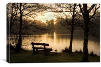 Llyn Mair Sunrise