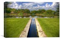 Bodnant Garden Pond