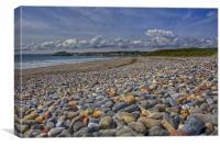 Criccieth Beach and Castle