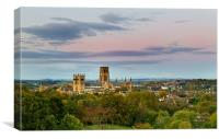Durham Cathedral Before Sunset, Canvas Print