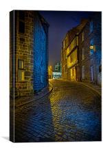 Owengate, Durham City, Canvas Print