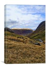 Lake District National Park, Canvas Print