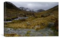 Lake District, Canvas Print