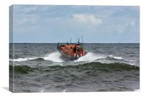 RNLI Lifeboat - Grace Darling, Canvas Print
