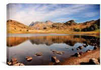 Lake District Tarn, Canvas Print