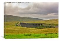 Ribblehead Viaduct, Canvas Print