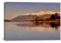 Derwentwater - Lake District.