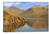 Wastwater Lake District, Canvas Print