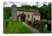 St Gregory's Minster, Canvas Print