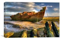 Shipwrecks on the River Wyre