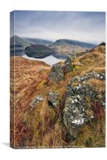 Haweswater, Canvas Print