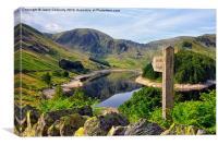 Haweswater, Cumbria, Canvas Print