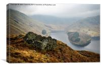 Above Haweswater, Canvas Print