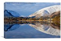 Grasmere, Cumbria, Canvas Print