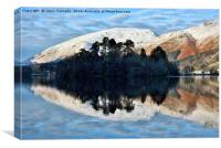Grasmere, Lake District, Canvas Print