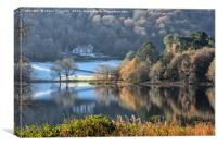 Rydalwater, Cumbria, Canvas Print