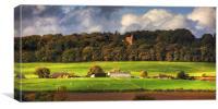 The Grange, Canvas Print