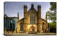 St Andrew's Cathedral, Canvas Print