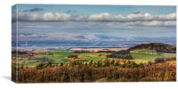 Over the Forth to Fife, Canvas Print