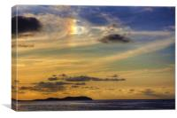 Sun Dog, Canvas Print