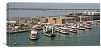 Port of Venice, Canvas Print
