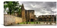 Dunfermline Abbey Gatehouse