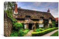 Beck Isle Cottage, Canvas Print