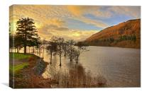 Loch Tay View, Canvas Print