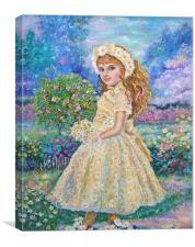 The fairy of the daisy.