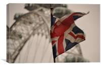 Union Jack, Canvas Print