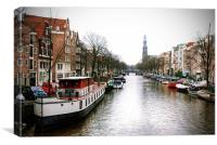 Canal To The Westertoren