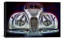 Vintage Speedster, Canvas Print
