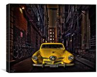 Back Alley Taxicab
