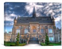 The McManus Museum, Dundee, Canvas Print