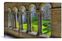 Paisley Abbey, Canvas Print