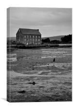 Estuary Haven, Canvas Print